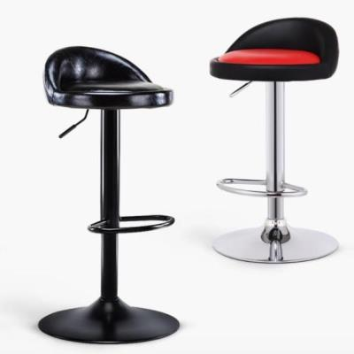 Bar Chair Home Front Desk High Bar Dining Chair Bar Stool Back Stool Modern Minimalist Bar Chair