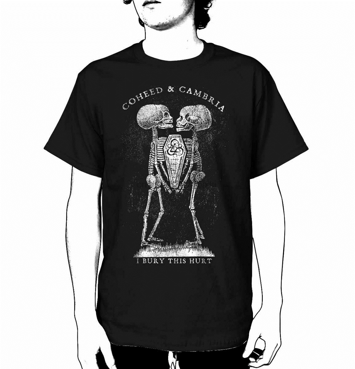 Authentic COHEED AND CAMBRIA Death Moon Slim-Fit T-Shirt S-2XL NEW