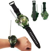 Детские камуфляжные часы беспроводные 7 в 1 для От 7 до 14 лет на открытом воздухе Детские рации игрушки