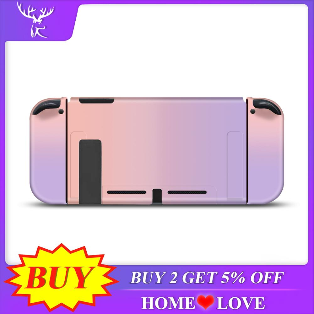 iBen Protective Case Shell Hard Housing Joy Con Controller Full Cover Shell For Nintend Switch Game Console