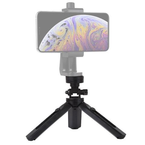PULUZ Pocket 5-mode Adjustable Desktop Tripod Mount with 1/4 inch Screw for DSLR & Digital Cameras, Adjustable Height: 23-28cm Islamabad