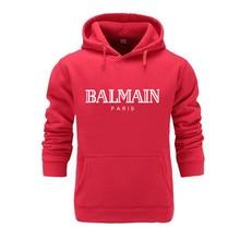 New 2020 Autumn Winter Brand Mens Hoodies Sweatshirts Men High Quality  Letter Printing Long Sleeve Fashion