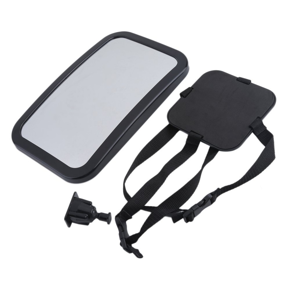 New Car Safety Baby Auto Back Seat Mirror View Back Seat Mirror Facing Rear Ward Child Infant Care Square Safety Kids Monitor