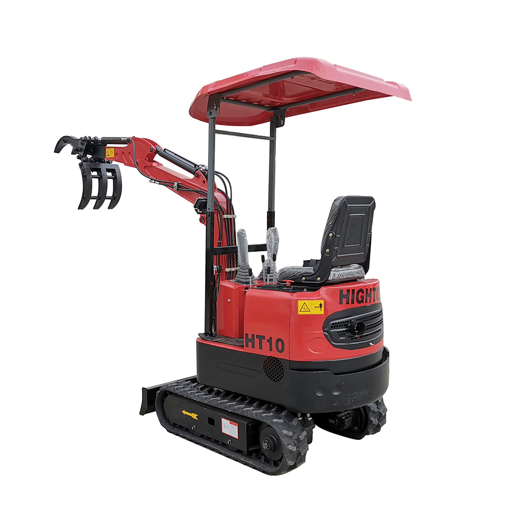 Popular 1T  Mini Excavator CE EPA Approved