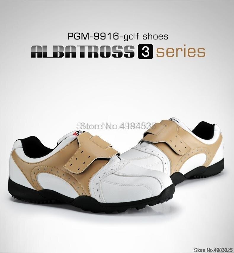 Pgm masculino à prova dwaterproof água sapatos