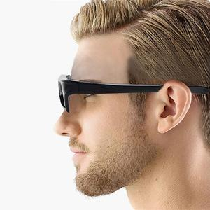 Image 4 - 2pcs HOT SALE!HIGH QUALIT Bluetooth 3D Shutter Active Glasses for Samsung for Panasonic for Sony 3DTVs Universal TV 3D Glasses