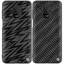 Nillkin Twinkle Case dla Xiaomi Redmi uwaga 9S uwaga 9 Pro Max Poco M2 Pro migotanie Protector zebra okładka Shell