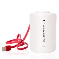USB elektryczny Aroma dyfuzor powietrza ultradźwiękowy olejek eteryczny do nawilżacza wytwarzacz mgiełki do aromaterapii dla domu w Nawilżacze powietrza od AGD na