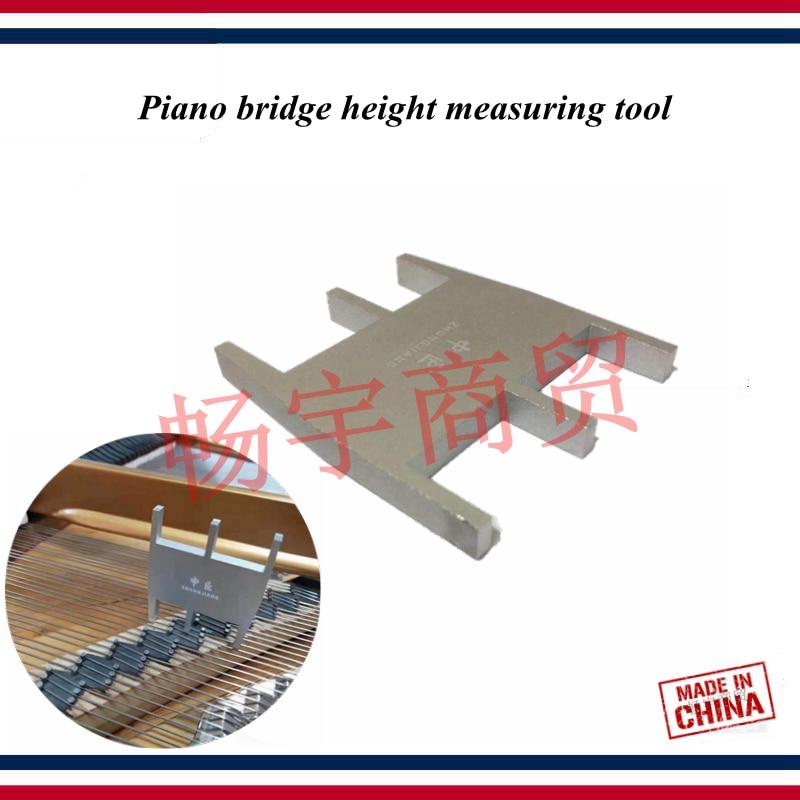 Piano Tuning Tools Accessories High Quality Piano Bridge Height Measuring Tool Piano Repair Tool Parts