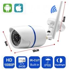 IP Camera 720P/1080P Wifi Indoor/Outdoor Night Vision Security Wireless CCTV Surveillance Waterproof Camera Audio Record Yoosee цена 2017