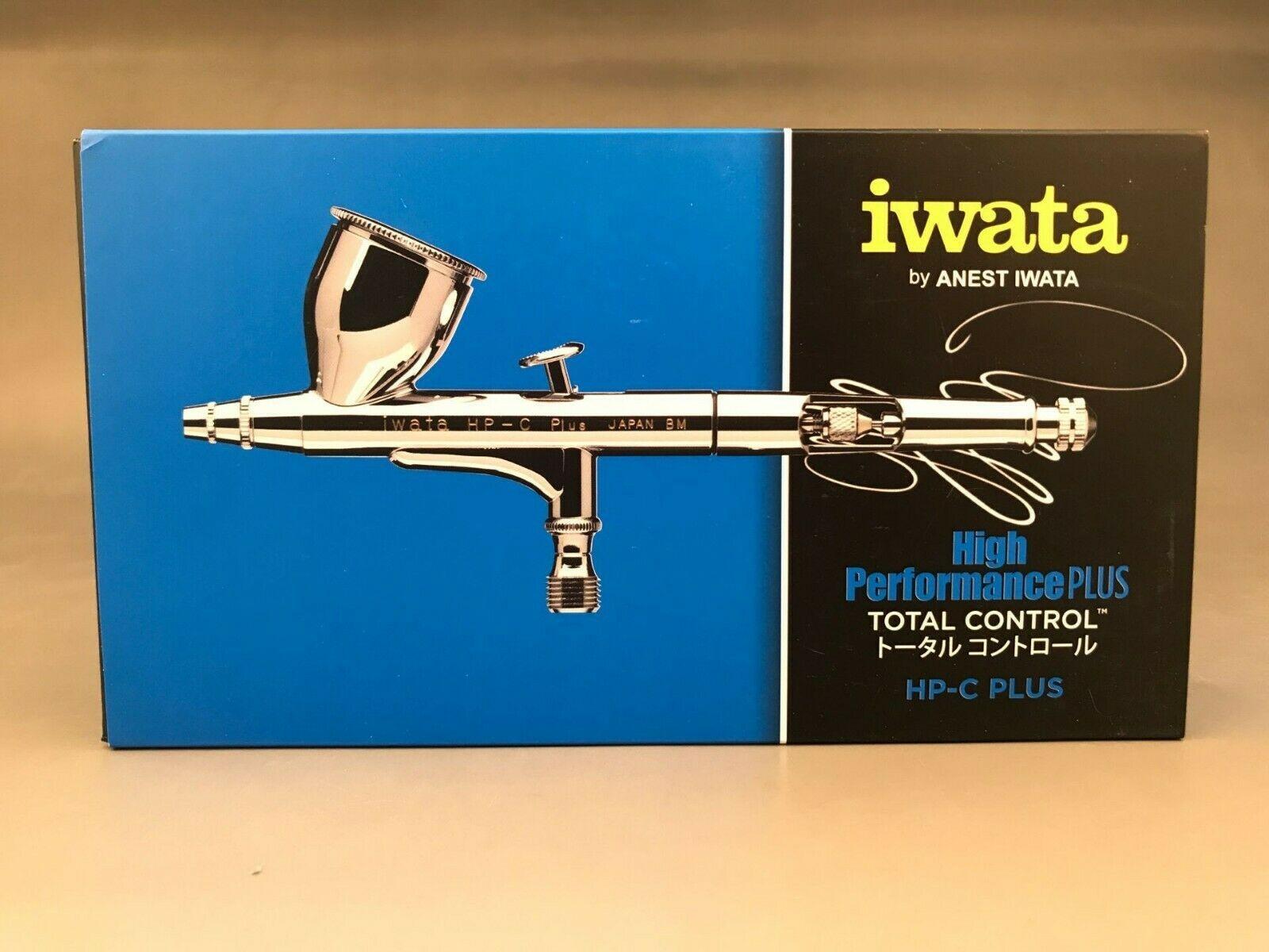 anest iwata medea airbrush hp cp high performance plus hp c 0 3mm 1 3 oz 10cc