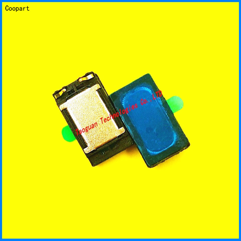 2pcs/lot Coopart New Earpiece Ear Speaker Replacement For HTC Desire 816 816D 816W 816T 816G Desire 700 One Max E8 Top Quality