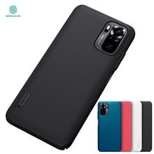 For Xiaomi Redmi Note 10 4G Case Cover NILLKIN Fitted Cases For Xiaomi Redmi Note 10 4G Super Frosted Shield Hard Case