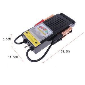 Image 5 - 6 فولت/12 فولت سيارة جهاز اختبار حمل البطارية نظام شحن المولد اختبار سيارة شاحنة