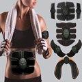 Мышечный Стимулятор EMS мышц брюшного стимуляции электростимулятор ABS стимулятор Фитнес Электрический Антицеллюлитный Массажер
