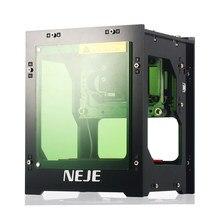 NEJE profesjonalny Mini Laser frez do grawerowania grawerowanie maszyna do cięcia drewna Router Off-line Cnc Router DK-8-KZ 1000/1500/3000mW