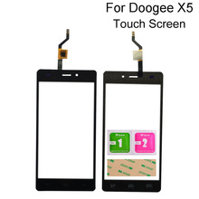 Touch Screen For Doogee X5 Touch Screen Digitizer For Doogee X5 Pro Touch Panel Touchscreen Sensor Front Glass Tools Adhesive 5 0inch touchscreen for doogee x50 sensor digitizer front glass doogee x50l outer lens touch screen for x50 x50l black