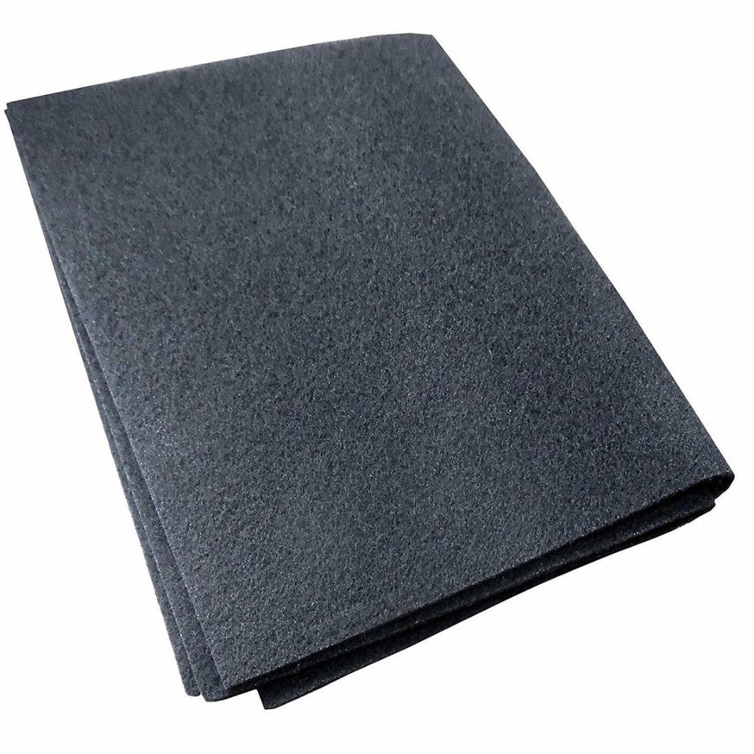 Universal exaustor de exaustor de exaustor de exaustor de carvão de espuma de filtro de carbono serve para todos os filtros de algodão anti óleo