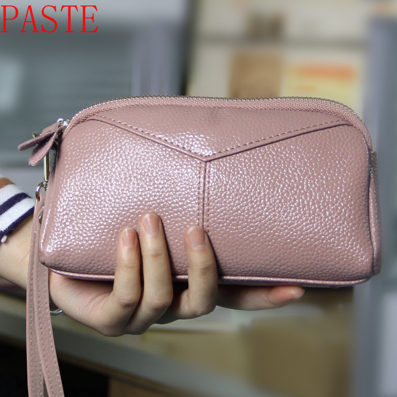 New Arrival Wallets Fashion Women Wallets  High Quality Small Wallet Purse Short Design Genuine Leather Free Shipping