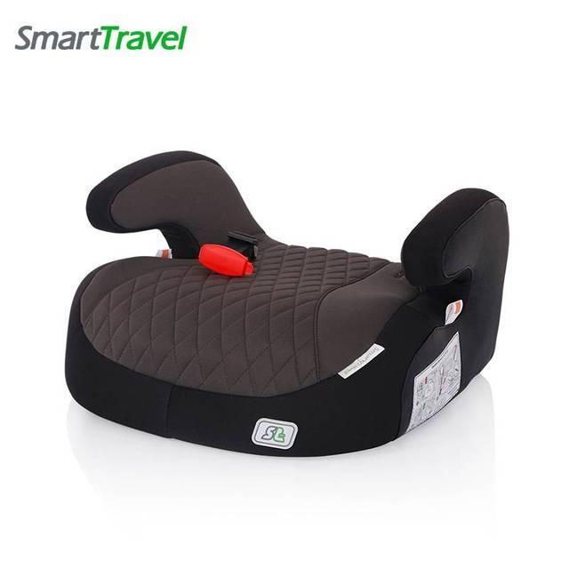 """Детское автокресло Smart Travel """"Trust FIX"""", 6-12 лет, 22-36 кг, группа 3"""