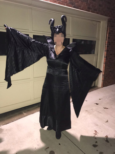 Image 3 - Halloween Party Adult Women Fantasia Sexy Maleficent Costume Sleeping Beauty Evil Witch Cosplay Fancy Dress