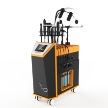 Hydra Oxygen Jet Skin Vacuum Face Cleansing Therapy Spray Water Injection Facial Beauty srubber Rejuvenation Exfoliators