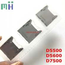 NEW For Nikon D7500 D5500 D5600 SD Memory Card Slot Reader Assembly Camera Replacement Spare Part