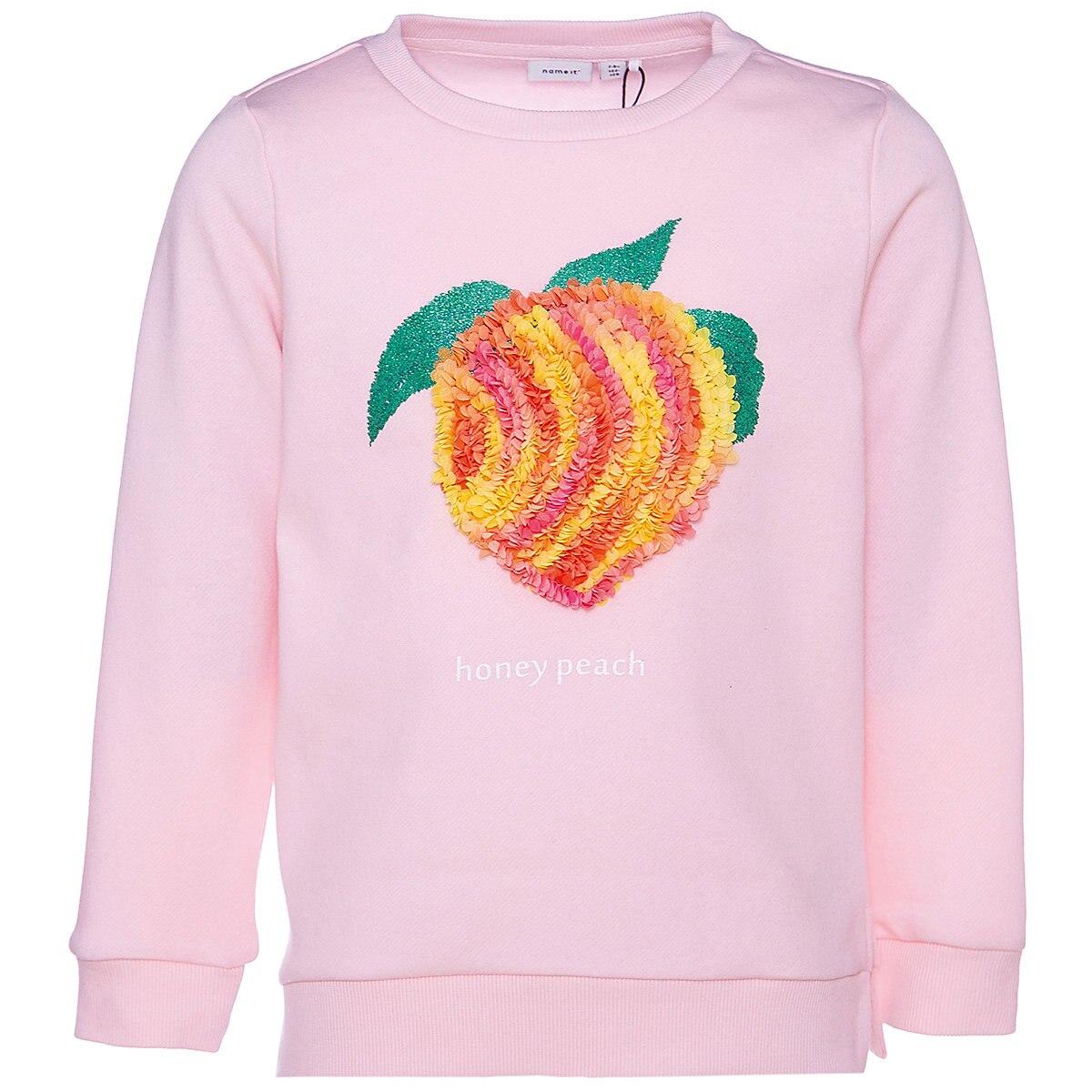 Nom IT Hoodies & Sweatshirts 10623609 pull pull pour garçons et filles vêtements enfants sweat coton filles décontracté
