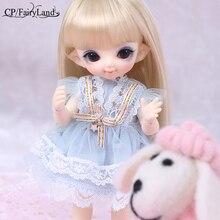 Fairyland Pukifee Cupid bjd sd bebekler 1/8 vücut reçine rakamlar luts ai yosd kiti bebek değil satış için oyuncak bebek bebek