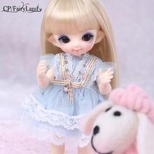 구체관절 인형 Fairyland pukifee 큐피드 bjd sd 인형 1/8 바디 수지 피규어 luts ai yosd 키트 인형 판매하지 장난감 baby tsum dolls
