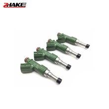 Fuel Injector 23250-0C050 Injection Nozzle Fit Hilux Vigo 2TR Car-styling 23209-0C050 1750-327-02 auto spare parts fuel injector nozzle for hilux hiace oem 23250 75100 23209 75100