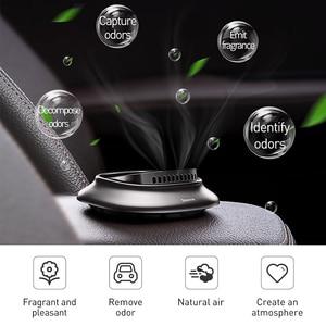 Image 2 - Baseus Mini Auto Luchtverfrisser Parfum Geur Auto Aroma Diffuser Aromatherapie Effen Luchtuitlaat Dashboard Parfum Houder