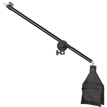 Photo Studio Kit Light Stand Cross Arm With Weight Bag Photo Studio Accessories Extension Rod 75 -135CM cheap SH-DJ-XBJ 29 5inch-53 inch