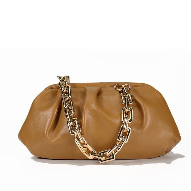 Soft Leather Madame Bag  4