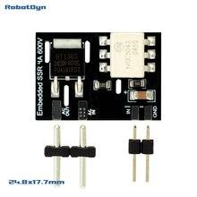 Embedded SSR AC 600V - SSR - solid state relay AC Switch (relay), 3.3V~12V logic