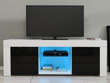 Panana 120cm Modern LED Living Room TV Cabinets High Gloss Doorshigh TV Stand Sideboard Matt Mueble de televisión muebles tv