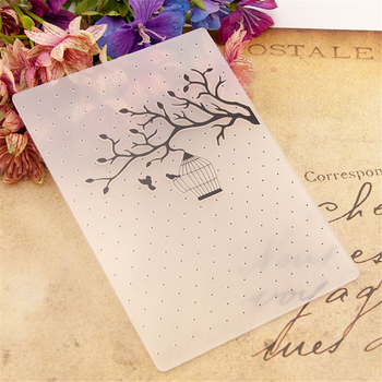 Latern Branch Clear Stamps Plastic Embossing Folders New Arrivals Paper Cards Template Scrapbooking Craft Card Making DIY Album image
