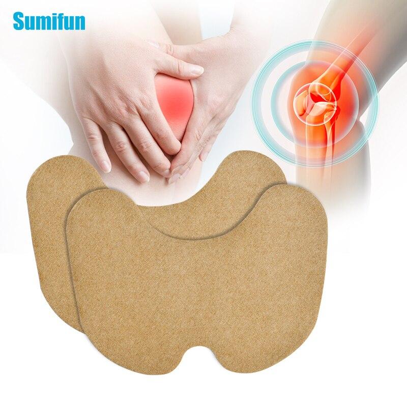 Adesivo para dores no joelho - Frete Grátis