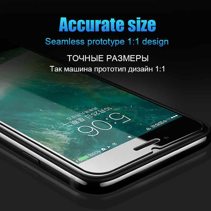 9H زجاج واقي مضاد للانفجار على آيفون 5s SE 5 6 S واقي للشاشة المقسى لهاتف آيفون 5s SE 6 6s 7 8 Plus Glass