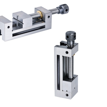 Home Garden Surface Milling Grinding Machine Clamps Adjustable Angle Vise Manual
