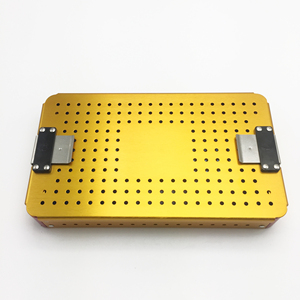 Image 2 - New Surgical Autoclavable Surgery Silicone Disinfection Box Tools Ophthalmic microsurgical instruments