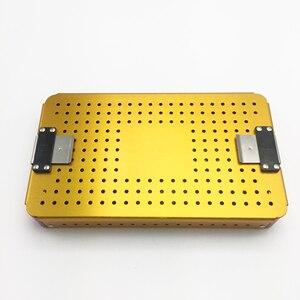 Image 2 - Nova cirurgia autoclavável cirúrgica ferramentas caixa de desinfecção de silicone instrumentos microcirúrgicos oftálmicos