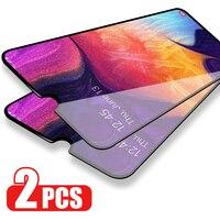 Gehärtetem Glas Für Samsung Galaxy A50 A70 A20 E A30 A40 A10 S A51 A71 Screen Protector Für Samsung J4 j6 A6 A8 Plus 2018 Glas