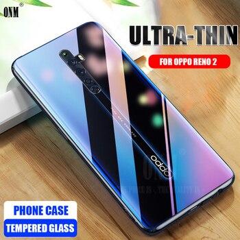Перейти на Алиэкспресс и купить Чехол для OPPO Reno 2 TPU Силиконовый прочный прозрачный мягкий чехол для OPPO Reno Z / 2Z защитный чехол на заднюю панель телефона TPU