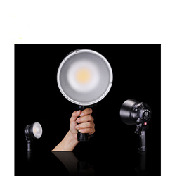 Wholesale 60W Color Temperature 5500K HB-600B Battery Daylight COB LED Light App Remote Control Portable Outdoor Photography LED