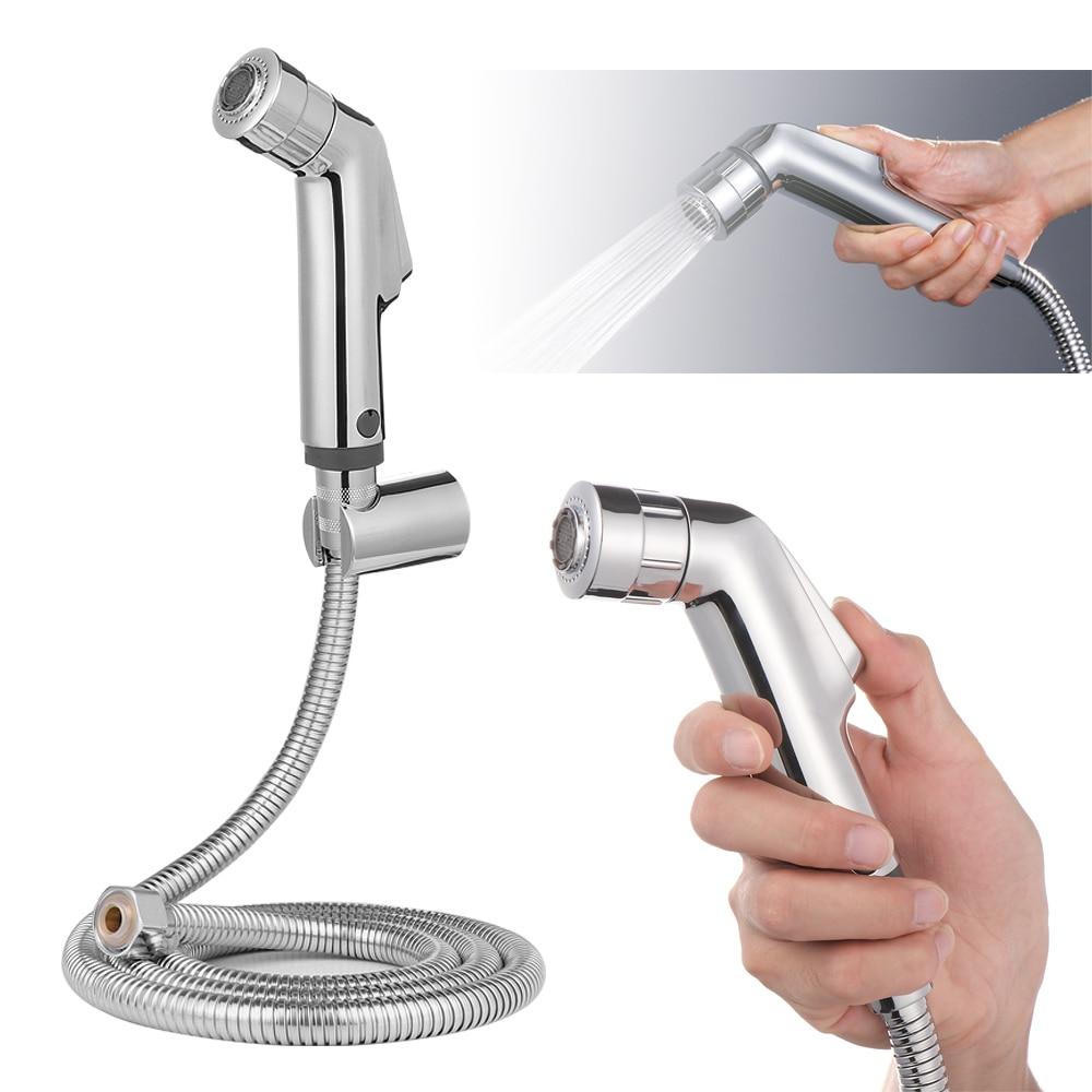 Toilet Bidet Sprayer Nozzle Shower Head Set Shattaf  Water-saving Sprinkler
