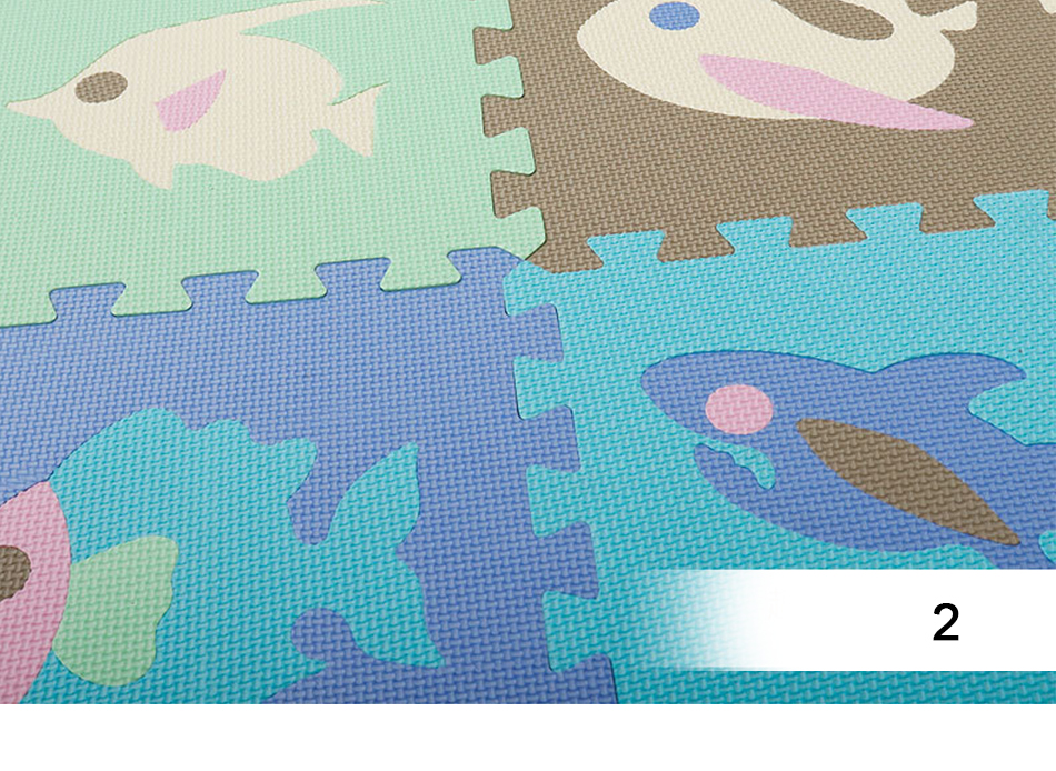 H6bfe36f7a8ee46fbab39e307cb7f3f59p 25Pcs Kids Toys EVA Children's mat Foam Carpets Soft Floor Mat Puzzle Baby Play Mat Floor Developing Crawling Rugs With Fence