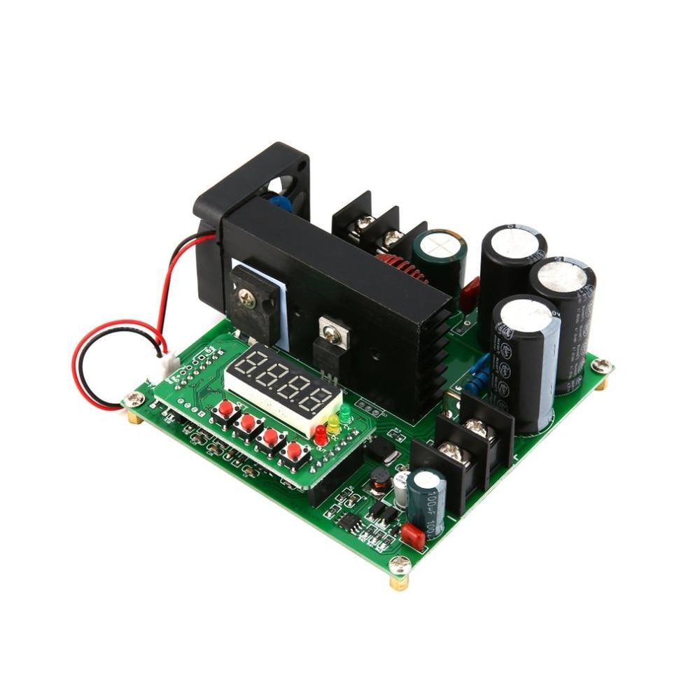 900W Power Module Digital DC-DC Output 10-120V 15A Step-up Power Module Boost Converter Power Module