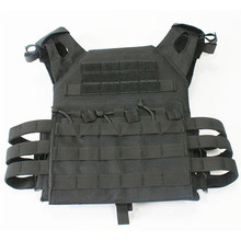 цена на Hunting Tactical Body Armor JPC Molle Plate Carrier Vest Outdoor CS Game Paintball Airsoft Vest Military Equipment