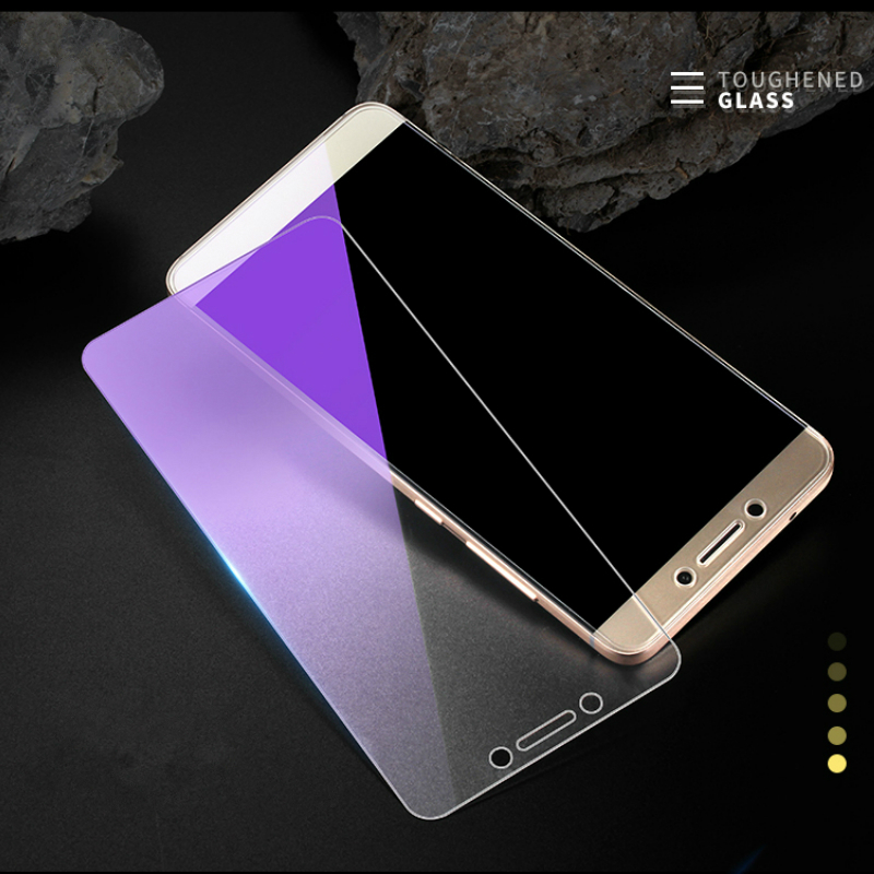 JGKK Purple Light <font><b>Glass</b></font> For LeTV <font><b>LeEco</b></font> Le 2 Pro 3 Max Max2 Le 1S <font><b>COOL</b></font> <font><b>1</b></font> Cool1 Anti-Blue Ray Tempered <font><b>Glass</b></font> Screen Protector Film image